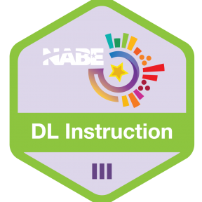 Badge 3 Dual Language Instruction