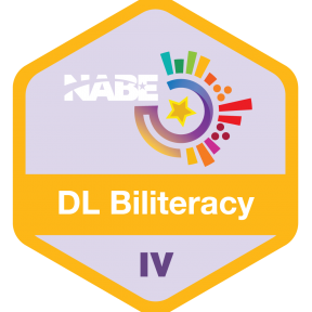 NABE Badge 4: The Goal of Biliteracy