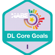DL Core Goals badge icon